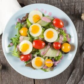 Eating quail eggs for weight loss
